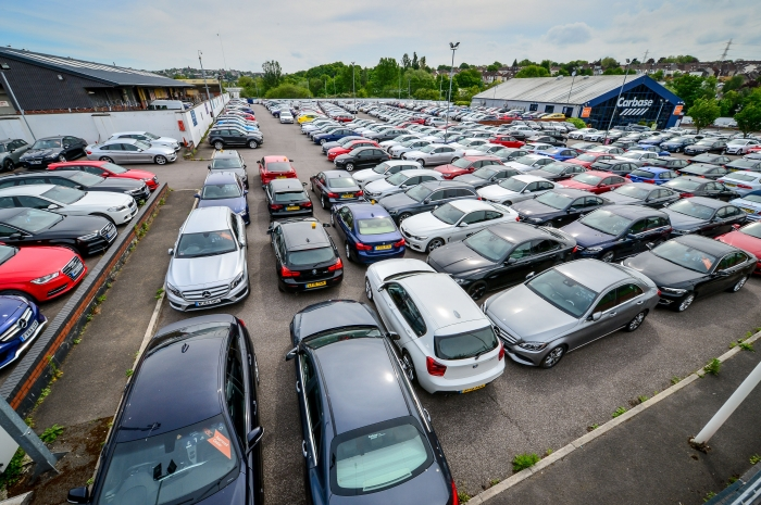 Social distancing could be a boon to used car sales